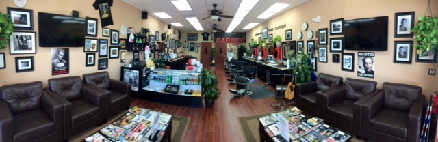 THE HAIRSHOP FOR MEN BARBERSHOP AND SHAVE PARLOUR « Vero Beach's ...